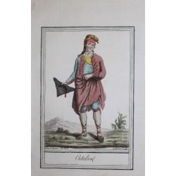 CATALOGNE - ESPAGNE - 1796...