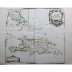 Isles de Saint Domingue et...