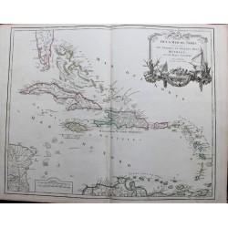 Isles des Antilles et Iles...