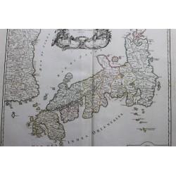 El imperio de Japón - 1750...