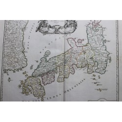 The Empire of JAPAN - 1750...