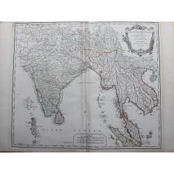 Les Indes Orientales - 1751...