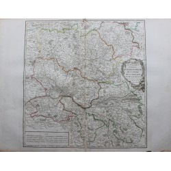 Carte du Maine et Perche,...