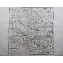 Mapa de Maine y Perche,...