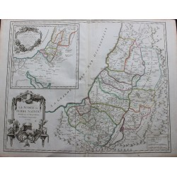 Map of Judea or Holy Land -...