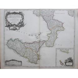 Royaume de Naples (Calabre...