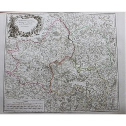 Mapa de Berry, Nivernois...
