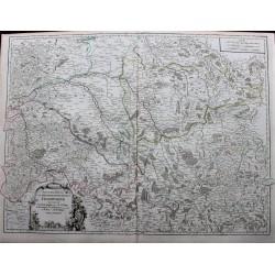 Mapa del sur de Champagne...