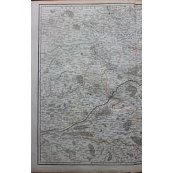 Carte de l'Orléanois - 1753...