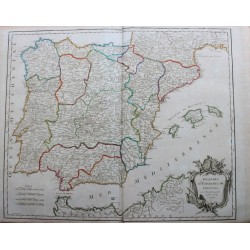 Carte des Royaumes...