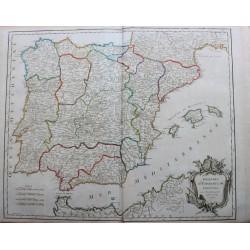 Mapa de los reinos de...