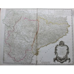 Map of the Crown of Aragon...