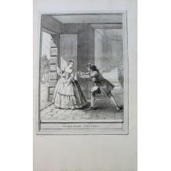 LE MAL-MARIE - Fable  CXXVI