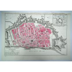 Ville et citadelle d'Anvers...
