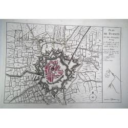 Mapa de Furnes y los...