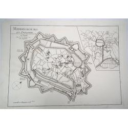 Middelbourg en Zeelande -...