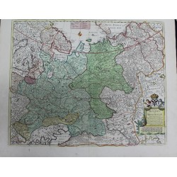 Map of the Russian Empire -...