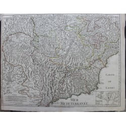Map of Piedmont and...