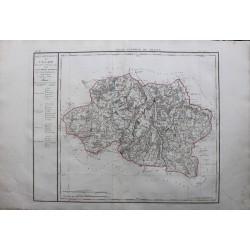 Mapa de ALLIER (03)