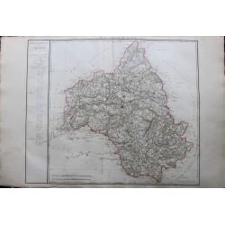 Carte de l'AVEYRON (12)