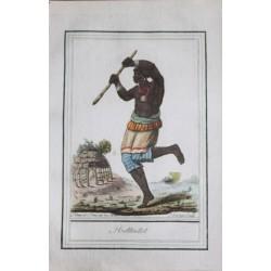 HOTTENTOTS - AFRIQUE - 1796...