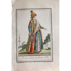 TURQUÍA - 1796 - J. Grasset...