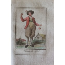 TIROL - AUSTRIA - 1796 - J....