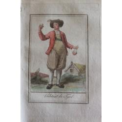 TYROL - AUSTRIA - 1796 - J....