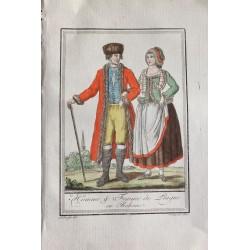 BOHEME - ALLEMAGNE - 1796 -...