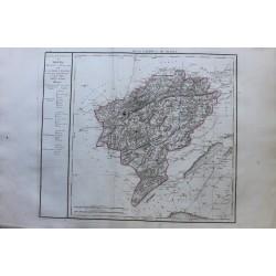 Carte du DOUBS (25)