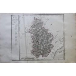 Carte du JURA (39)