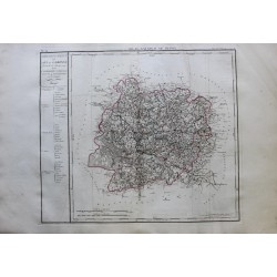 Carte du LOT ET GARONNE (47)