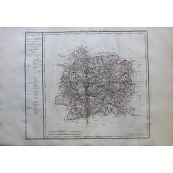 Map of LOT ET GARONNE (47)