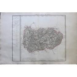 Mapa de LA MEURTHE