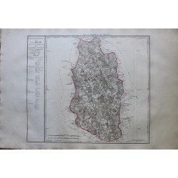 Map of LA MEUSE (55)