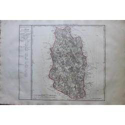 Mapa de LA MEUSE (55)