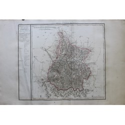 Carte des HAUTES PYRENEES (65)