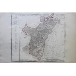 Carte du BAS RHIN (67)