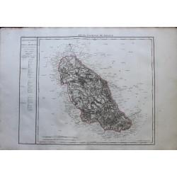 Carte du RHIN ET MOSELLE