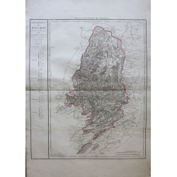 Map of HAUT RHIN (68)