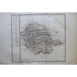 Carte du TARN (81)