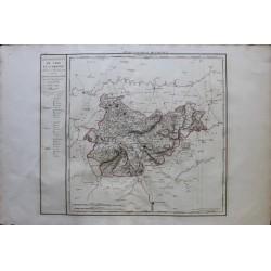 Carte du TARN ET GARONNE (82)