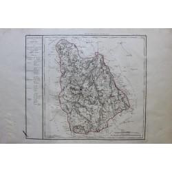 Carte de LA VIENNE (86)