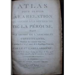 Atlas pour servir à la...