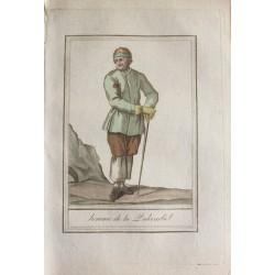 DALECARLIE - SUEDE - 1796 -...