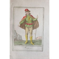 HONGRIE - 1796 - J. Grasset...