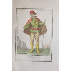 HUNGRÍA - 1796 - J. Grasset...