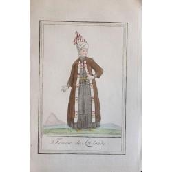 ICELAND - 1796 - J. Grasset...