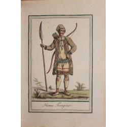 TUNGUSES - RUSSIE - 1796 -...